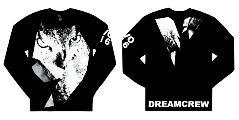 Owl Gaze long-sleeved t-shirt, October's Very Own, £29.00